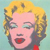 WARHOL, ANDY - MARILYN II.23 SUNDAY B. MORNING