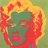 WARHOL, ANDY - MARILYN II.25 SUNDAY B. MORNING