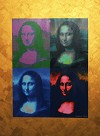 MURRAY EISNER - MONA LISA X4 #2