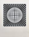 VICTOR VASARELY - TER-UR