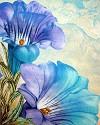 MIKULAS KRAVJANSKY - PLACID FLOWERS I