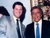 CELEBRITY & PRESS - Gallery Art Owner Kenneth Hendel & Singer Tony Bennett