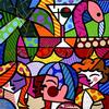 BRITTO, ROMERO - NEWS CAFE