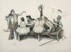 NORMAN ROCKWELL - CIRCUS