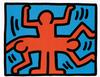 KEITH HARING - POP SHOP VI (4)