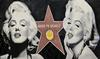 KAUFMAN, STEVE - DOUBLE MARILYN - THE HOLLYWOOD STAR