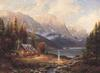 THOMAS KINKADE - BEGINNING OF A PERFECT DAY