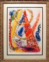 MARC CHAGALL - UNTITLED (FROM LE CIRQUE)