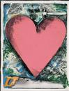 JIM DINE - A HEART AT THE OPERA