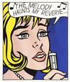 LICHTENSTEIN, ROY  - REVERIE