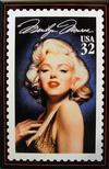 MARILYN MONROE - LEGENDS OF HOLLYWOOD STAMP