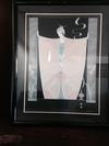 LILLIAN SHAO - Lillian Shao Limited Edition Serigraph on Paper: