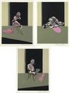 FRANCIS BACON - TRIPTYCH - AUGUST 1972