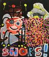 PAUL KOSTABI - SHOES