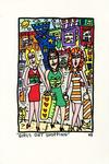 JAMES RIZZI - GIRLS OUT SHOPPING