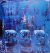 QUATINSKY IRIT - Blue Walk