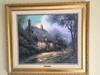 THOMAS KINKADE - Moonlight Cottage