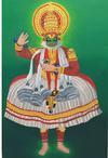 SHRUTI SARAWGI - Kathakali