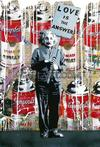 MR. BRAINWASH - LOVE IS THE ANSWER