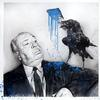 MR. (EDITIONS) BRAINWASH - IHITCHCOCK (BLUE)