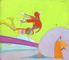 PETER MAX - HIS BIRTHDAY