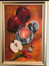 ALBERTO GARAZI - Apples and honey