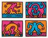 KEITH HARING - POP SHOP II