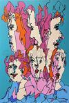 ROSARIA VIGORITO - FACES IN A CROWD
