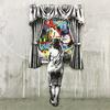 MARTIN WHATSON - FIGURE AT THE WINDOW (REVERSE)