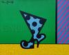ROMERO BRITTO - THE BOOT