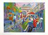 ISAAC MAIMON - BUS STOP CAFE
