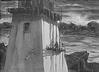 EDWARD TURNER - ALONG THE LIGHTHOUSE