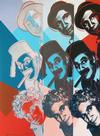 WARHOL, ANDY - THE MARX BROTHERS FS II.232