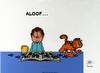 JIM DAVIS - ALOOF....